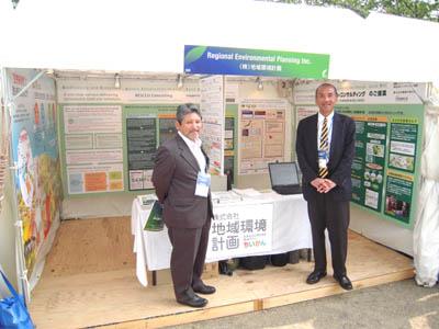 髙塚代表取締役(左)と関谷名古屋支社長