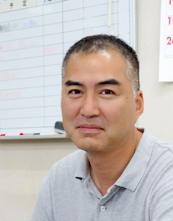 大阪支社自然環境研究室長 上田達也