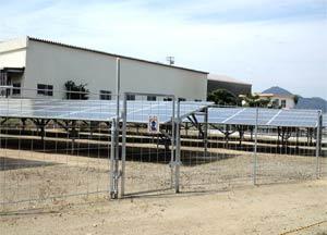 設置例-太陽光パネルの設置箇所