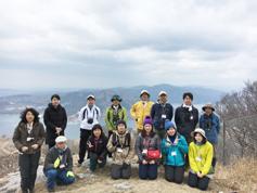 参加者のみなさま 遠く石川県や東京都から参加された方もいらっしゃいました。