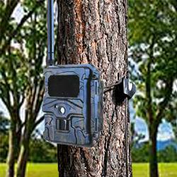 AC電源不要の防犯カメラ ハイクカム