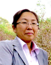 北海道支社 生物多様性推進室長 岡田 美佳