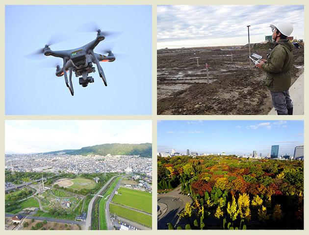 UAV(ドローン)の全国包括許可を取得しました。